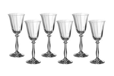 Бокалы для вина Bohemia Angela Optic 185 мл. (40600-185opt)