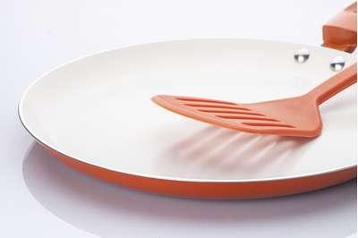 Сковорода для блинов с лопаткой Rainbow Maestro 25 см. (MR-1212-25) 63980