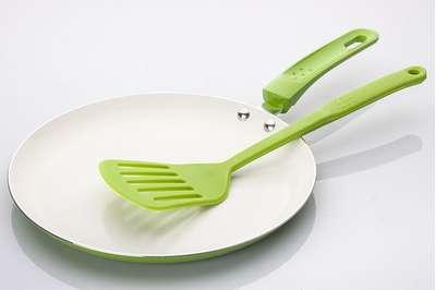 Сковорода для блинов с лопаткой Rainbow Maestro 25 см. (MR-1212-25) 63979