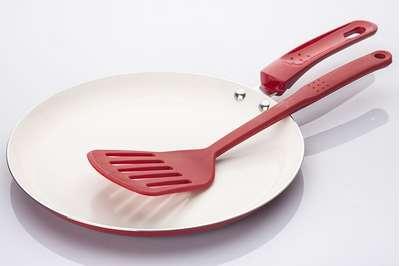 Сковорода для блинов с лопаткой Rainbow Maestro 25 см. (MR-1212-25) 63978