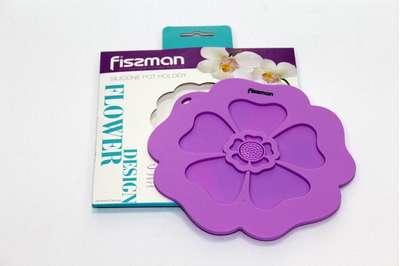 Подставка под горячее в форме орхидеи Fissman 16 см. (AY-7645.PH)