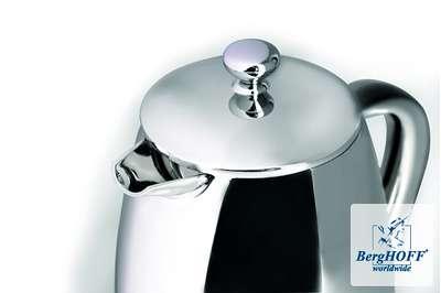 Поршневой заварник для кофе или чая с двойной стенкой BergHOFF 1 л. (1106902) 69399
