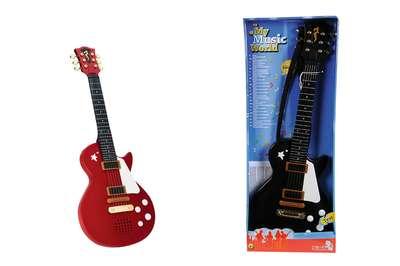 Электронная Рок-гитара Simba, 56 см., 2 вида, 4+ (6837110) 73334