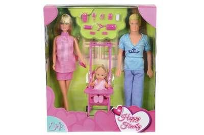 Кукольный набор Счастливая семья Штеффи Steffi Love (5733200)