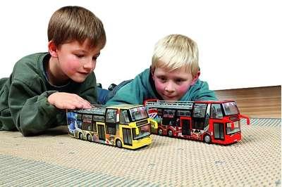 Автобус туристичний Dickie toys (3314322) 74530