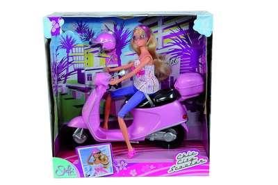Кукольный набор Штеффи и скутер  Steffi & Evi Love (5730282) 74791
