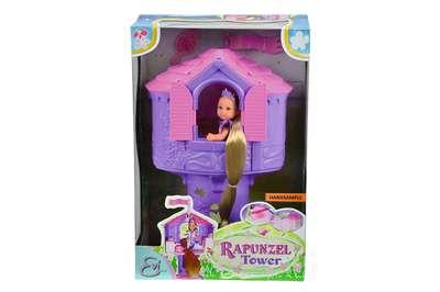 Кукольный набор Рапунцель в башне  Steffi & Evi Love (5731268) 74789