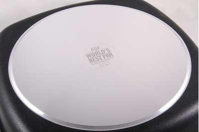 Сковорода-гриль индукция AMT 28x28x5 см. (I-E285G-E-Z2) 74930