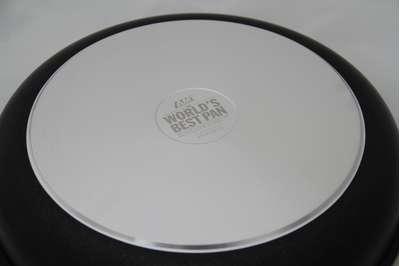 Сковорода индукция AMT 24х5 см. (I-524-E-Z2) 75057