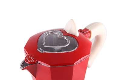 Гейзерная кофеварка на 6 чашек Rossana GAT (103106) 78342