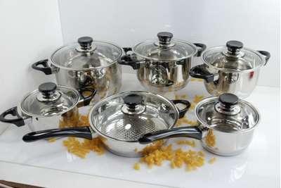 Набор посуды Vision Premium BergHOFF 12 пр. (1112466) 54878