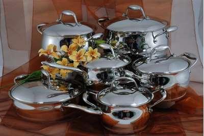 Набор посуды Zeno BergHOFF 12 пр. (1112275) 61664
