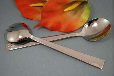 Салатный набор вилка+ложка Orion BergHOFF (1206035) 68215