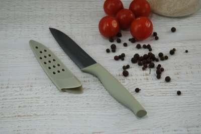 Нож разделочный керамический в чехле Eclipse BergHOFF 10 см. (3700102) 60944