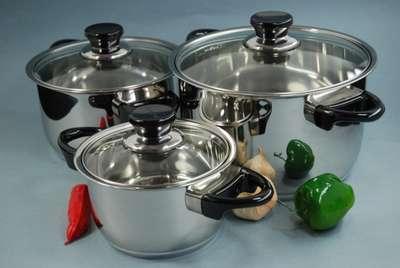 Набор посуды Vision Premium BergHOFF 6 пр. (1112459) 61651