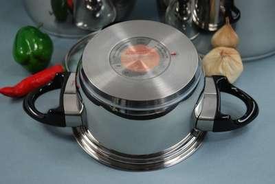 Набор посуды Vision Premium BergHOFF 6 пр. (1112459) 61653
