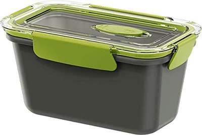 Контейнер с 2 отделениями прямоугольный Bento Box Emsa 0,9 л. (EM513951)