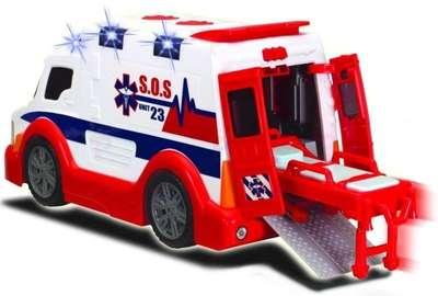 Авто Скорая помощь Dickie Toys (3308360) 74596