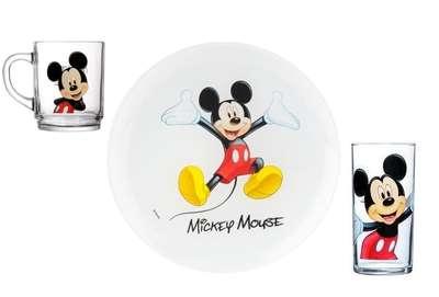 Набор детский Disney Mickey Colors 3 пр. (H5320)
