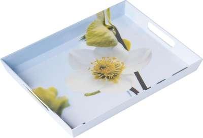 Поднос Classic White blossom Emsa 50 х 37 см. (EM513708)