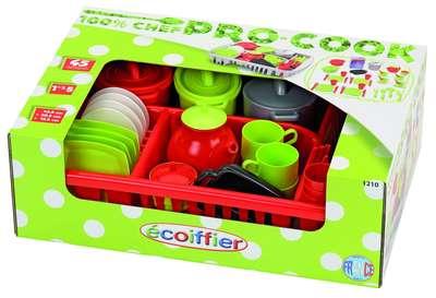 Набор посудки с сушкой Pro-Cook Ecoiffier (1210) 74466