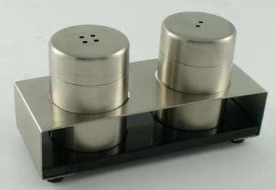 Набор для соли и перца на подставке Cubo BergHOFF (1109329) 61713