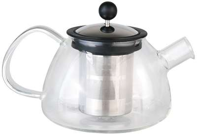 Чайник заварочный стеклянный с ситечком BergHOFF 800 мл. (1107038)