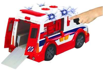 Авто Скорая помощь Dickie Toys (3308360) 74597