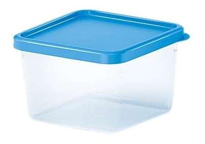 Квадратный пищевой контейнер Snap&Close Emsa 1600 мл. (EM508574)