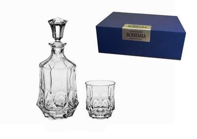 Набор для виски Bohemia Soho 7 предметов (99999-27800-410)