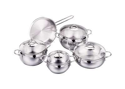 Набор посуды Tombik Korkmaz 9 пр. (A1800)
