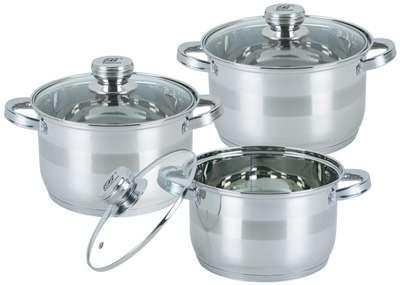 Набор посуды Bohmann 6 пр. (06-375-BH)