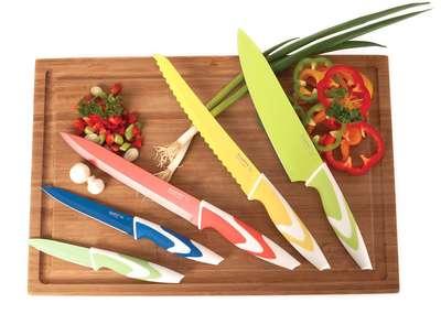 Набор керамических ножей BergHoff 5 пр. (1304002) 69676