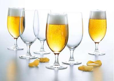Набор бокалов для пива Luminarc Versailles 6 х 480 мл. (G1648)