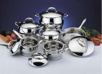 Набор посуды Zeno BergHOFF 12 пр. (1112275) 61663