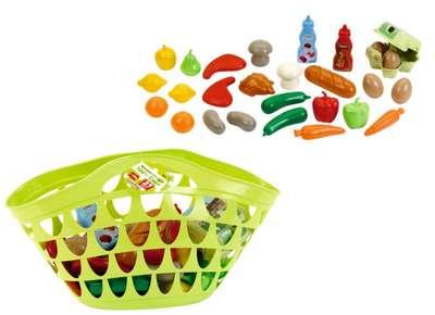 Игрушечная корзинка с продуктами Ecoiffier (965)