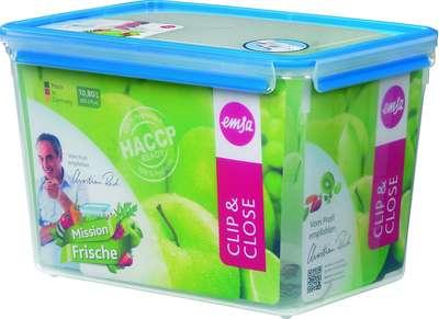 Контейнер пищевой Clip&Close 3D Emsa 10,8 л. (EM508549)