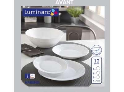 Сервиз Harena Luminarc 19 пр. (L3271) 74127