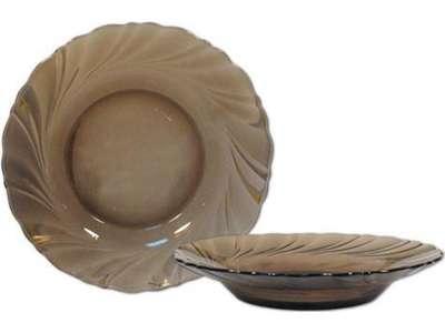 Тарелка суповая Duralex  21,5 см. (234125M)