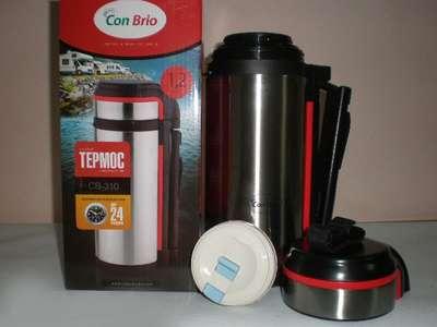 Термос Con Brio 1,2 л. (310СВ) 64611
