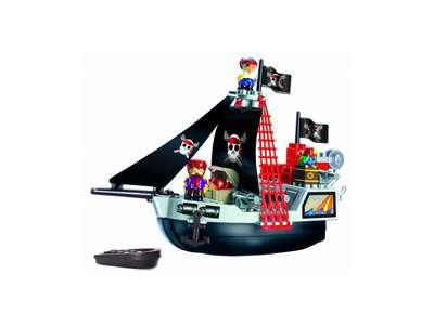 Конструктор Пиратский корабль Ecoiffier (3130) 65539