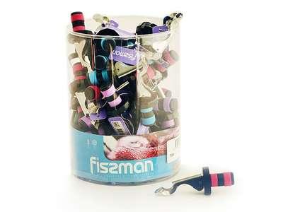 Две пробки для бутылки Fissman (PR-7358.WS)