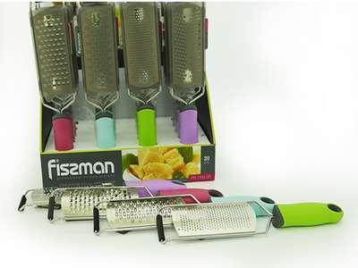 Терка плоская на ручке Fissman (PR-7194.GR)