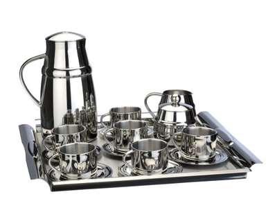 Кофейный набор Straight BergHOFF 17 предметов (1107097)