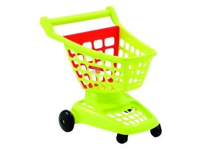Тележка для супермаркета с подвижной задней стенкой Ecoiffier (1220) 74493