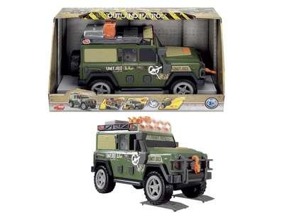 Военный автомобиль Патрульный внедорожник Dickie Toys (3308366)