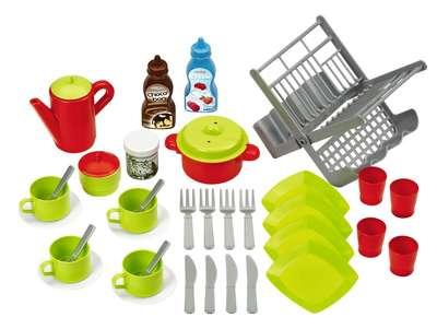 Набор посудки Ecoiffier (2619)
