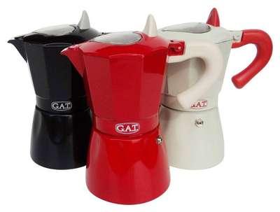 Гейзерная кофеварка на 3 чашки Rossana GAT (103103)