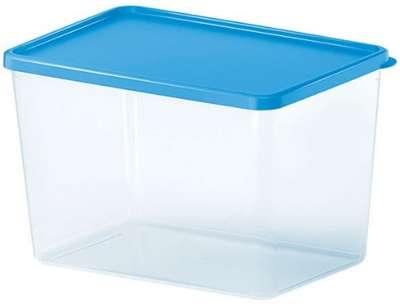 Прямоугольный пищевой контейнер Snap&Close Emsa 10,5 л. (EM508586)