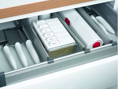 Прозрачный органайзер для специй Spice Box Emsa на 6 отделений (EM508456) 67112